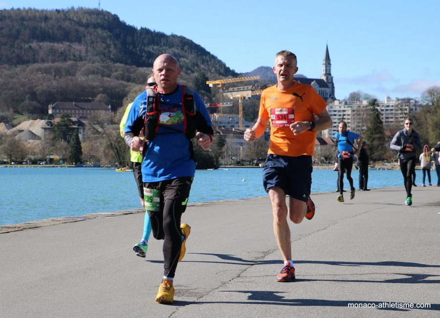 Thusy en Trail - Agglocity run