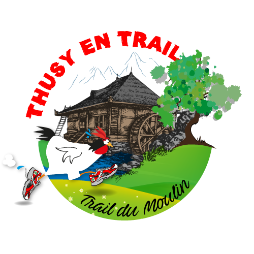 Thusy en Trail - Trail du Moulin