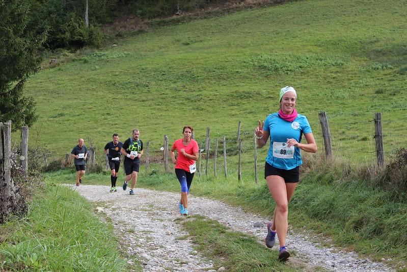 Trail de Thusy