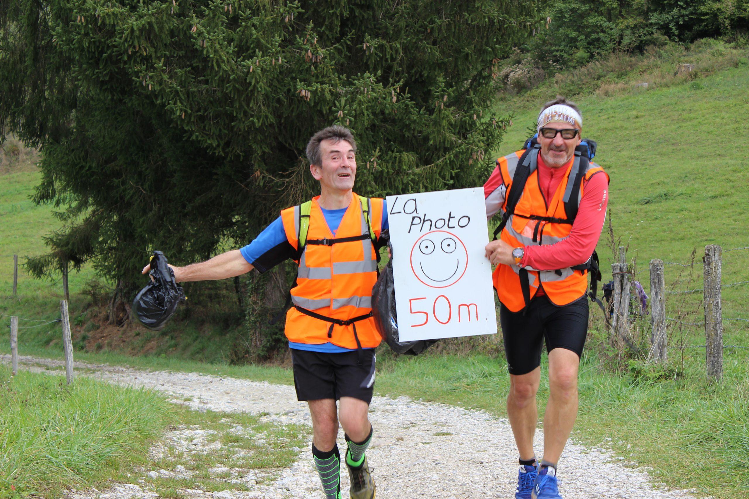 Trail Thusy Haute Savoie