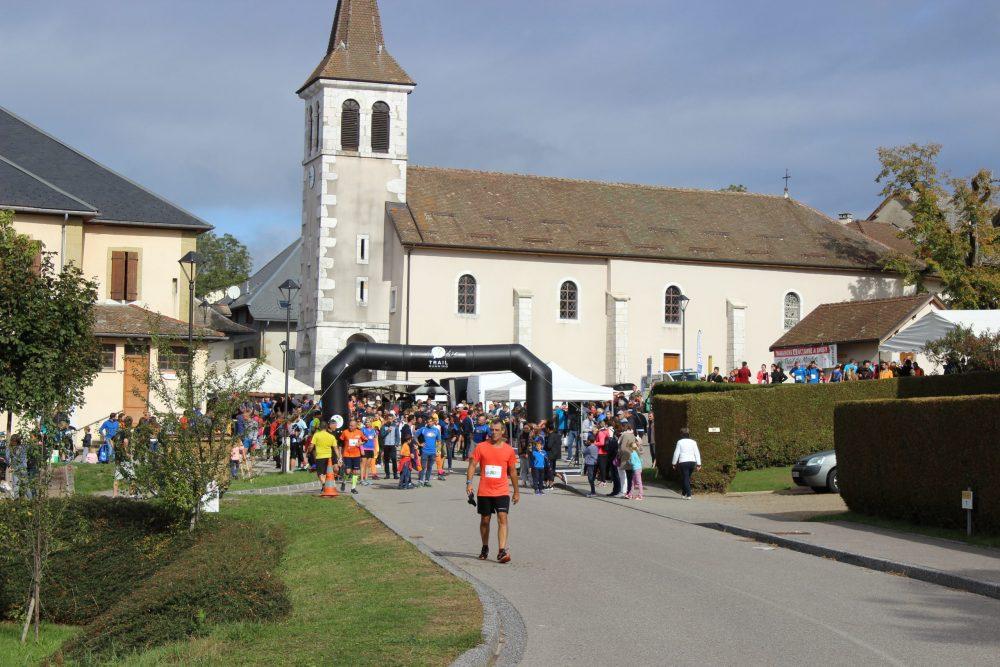 Trail de Thusy - Albanais